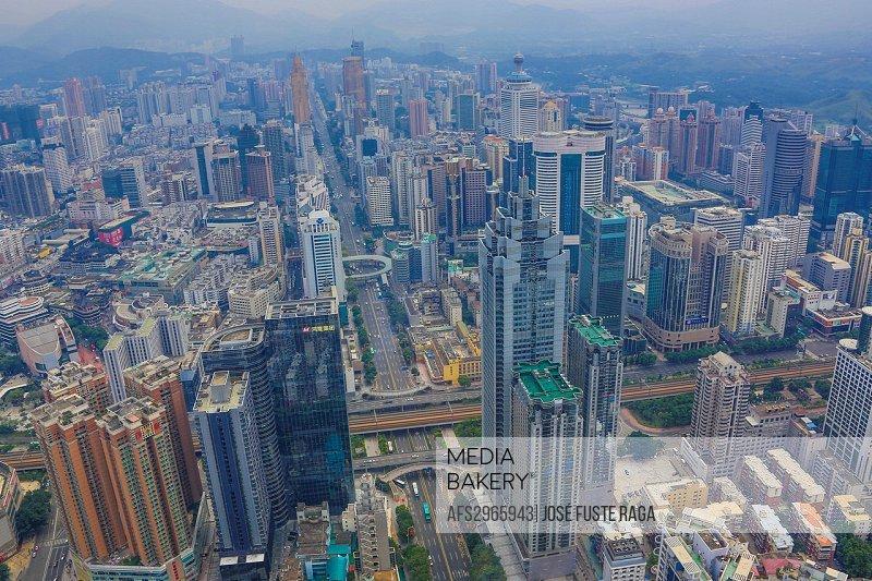 China , Shenzhen City,Shennan Road East , Luohu District