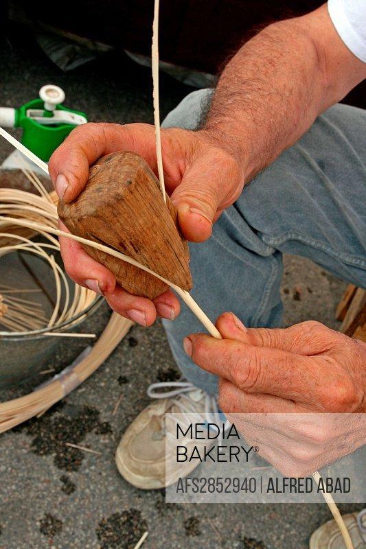 wicker artisan