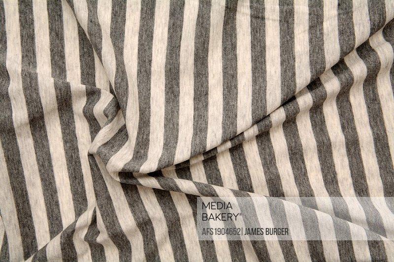 vertical striped fabric