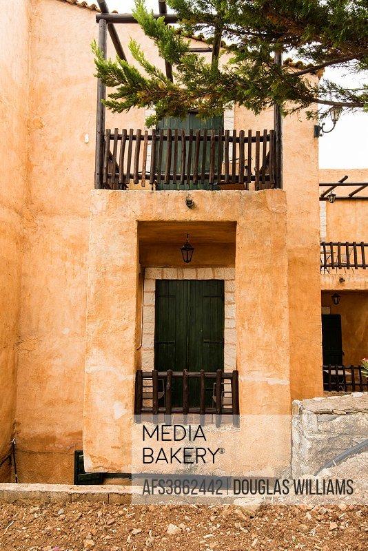 Enagron Eco tourism village, Crete, Greece, Axos.
