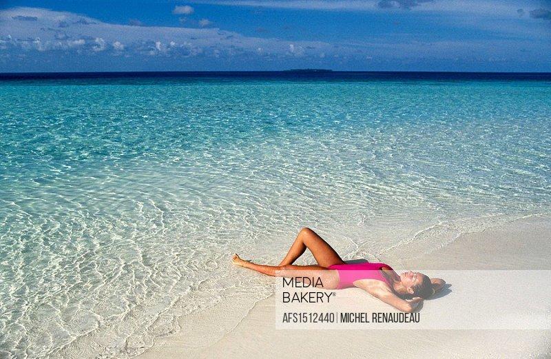 Holidays. Maldives.