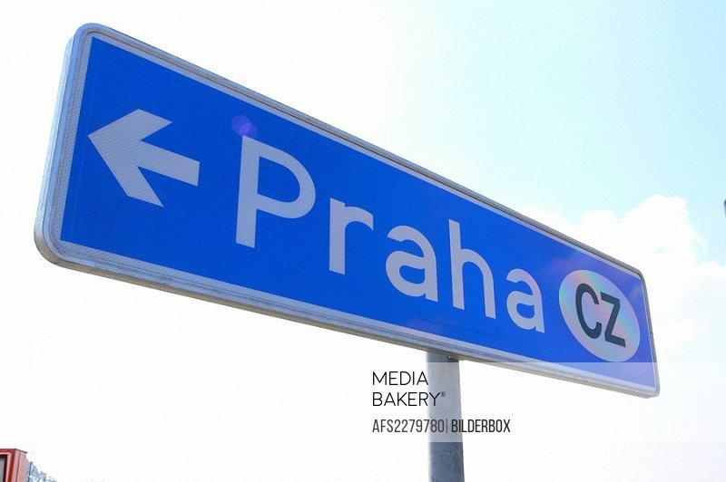 direction Prague