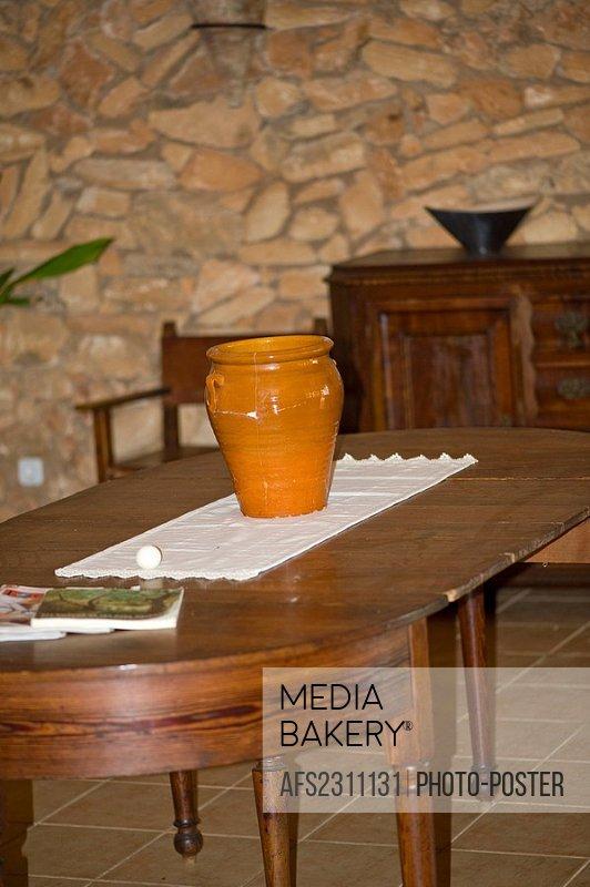 In the old Finca Son Verd Majorca in Spain