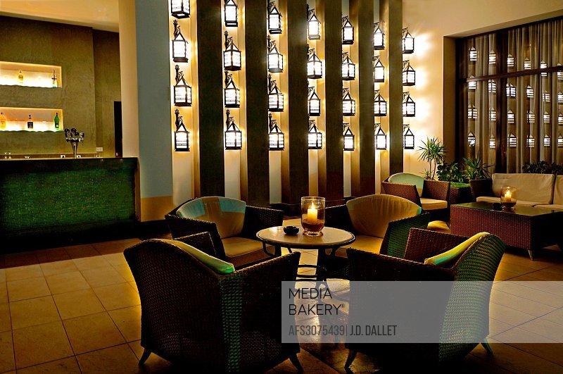 Crystal resort design by Mrs. Dora El Chiaty, Marsa Matrouh, Egypt