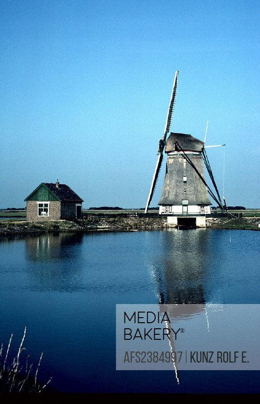 10268818, dam, Holland, wood, hut, sea, Molen net Noorden, Netherlands, lake, sea, Texel, windmill, landmark,