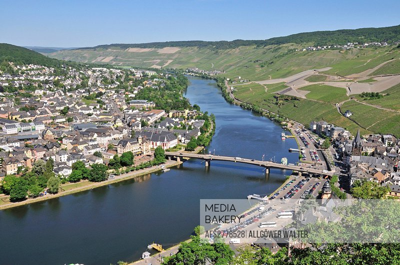 Bernkastel, Germany, Europe, Kues, Moselle, Palatinate, Rhineland, wine, wine cultivation, wine_growing,