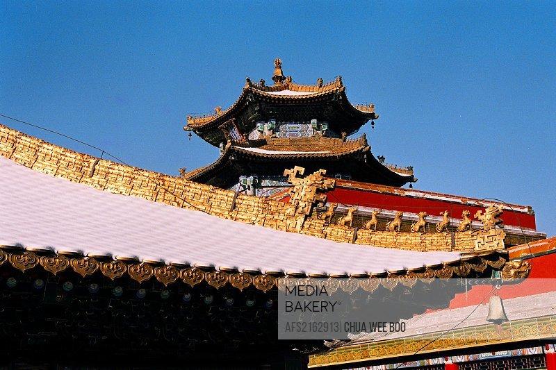 The Putuozongsheng Temple, Chengde, China.
