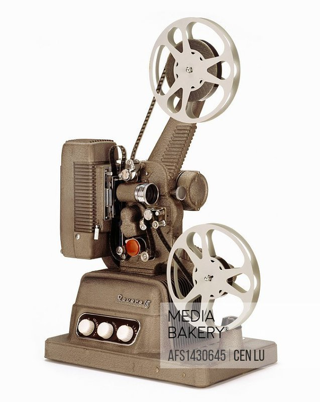 Revere 16 mm film and sound projector