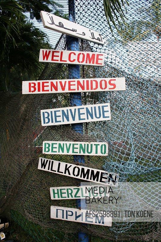 San Andres, colombia is a famous tourist destination