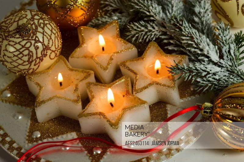 Genre, Advent, Burn, Burning, Candle, Candles, Celebration, Celebrations, Christmas, Christmas decoration, Table decoration