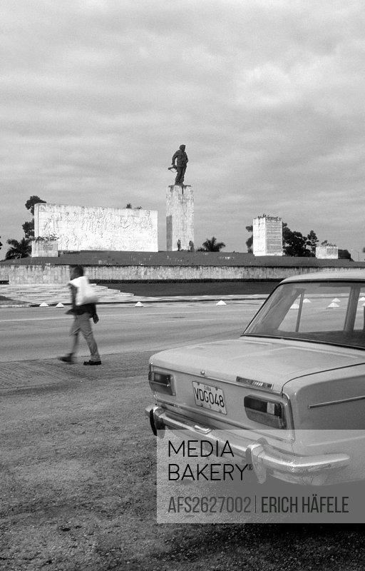 Che Guevera Memorial in Santa Clara/Cuba