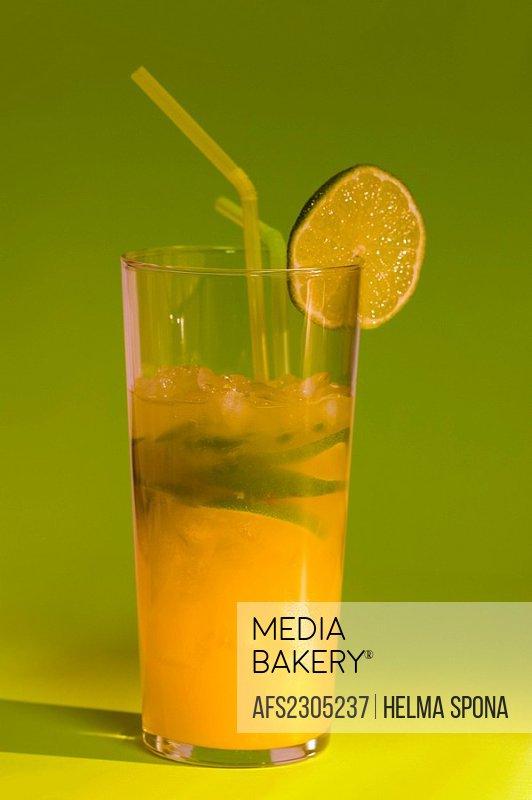 Cocktail Tropical Surprise