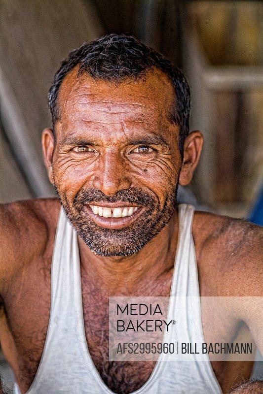 Paul Caridad Sanchez: A colorful portrait for a colorful p