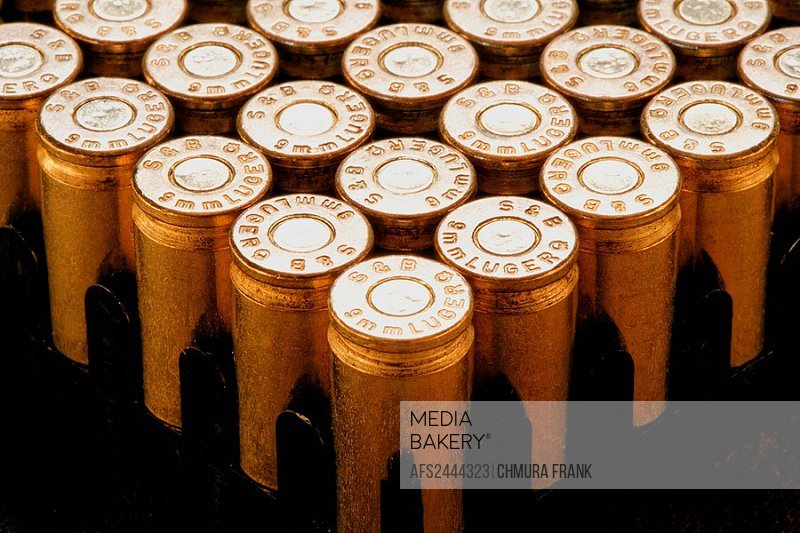 Abundance, Aggression, Ammunition, Brass, Bullet, Bullets, Caliber, Close_up, Concept, Crime, Danger, Detail, Enforcem