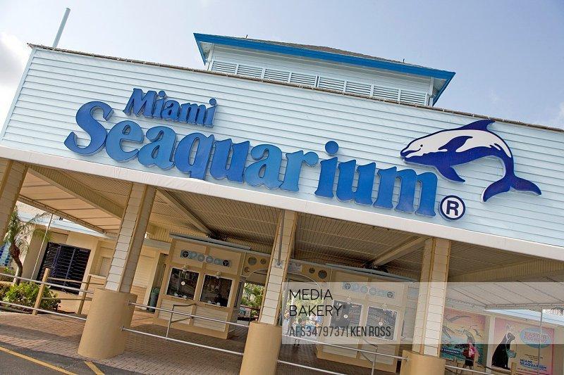 Miami Seaquarium, Miami, Florida, USA.