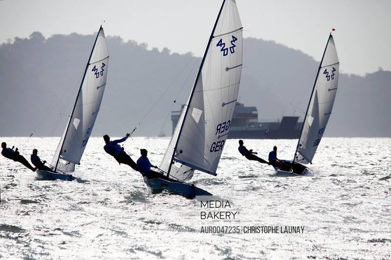 Day2, 2015 Youth Sailing World Championships, Langkawi, Malaysia<br><br><span style='color: red'>Editorial Use Only.</span><br><br>