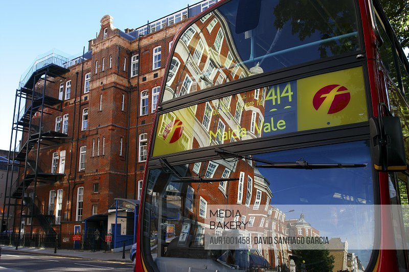 Expensive and posh properties at Chelsea, South Kensington, London