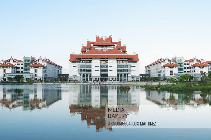 Zhangzhou campus, Xiamen University; Xiamen, Fujian Province, China