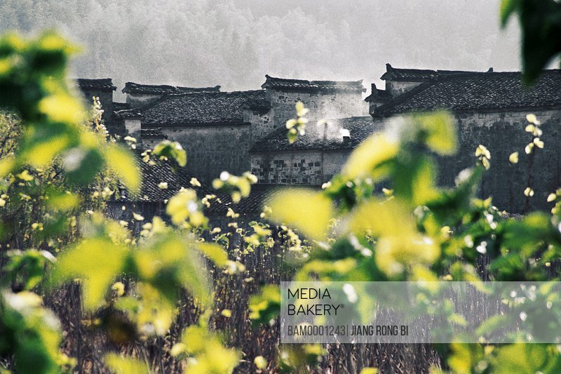 Ancient Residence in Tachuan Village , Yixian County, Anhui Province, PRC
