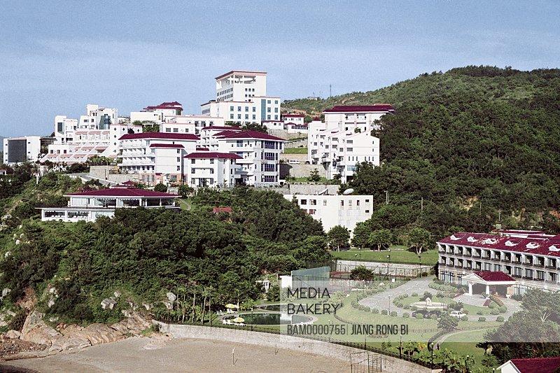 Wave Hotel in the Island of Langqi, Mawei District , Fuzhou City, Fujian Province, People's Republic of China