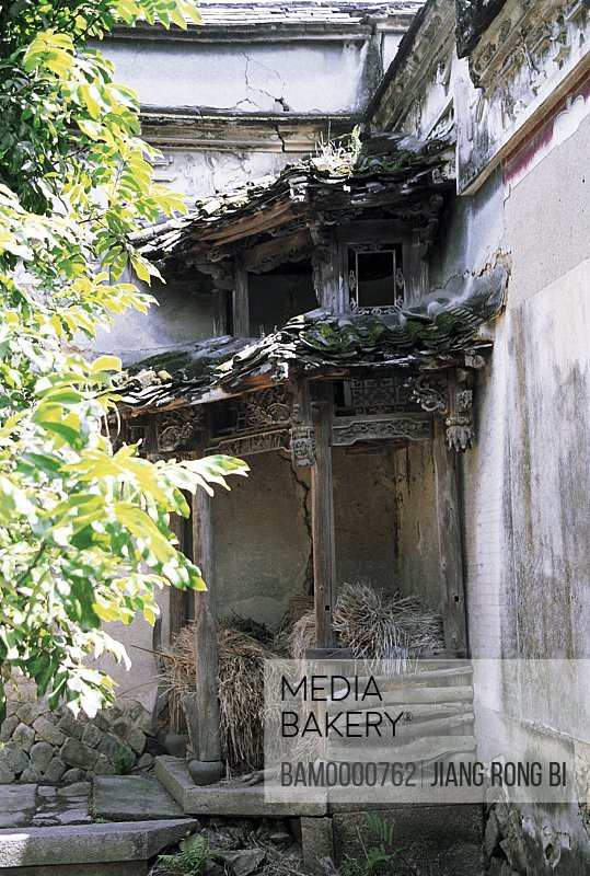 Site of Ancient Summerhouse, Minhou County, Fuzhou City, Fujian Province, People's Republic of China