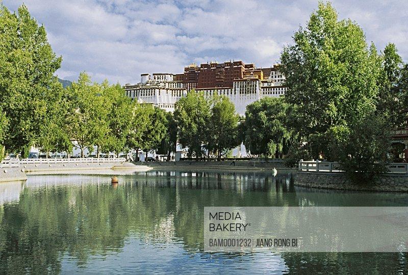 The Potala Palace, Lhasa City, Tibet Autonomous Region, PRC