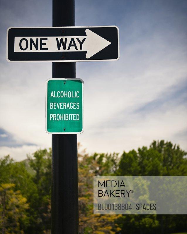 Neighborhood Street Signs