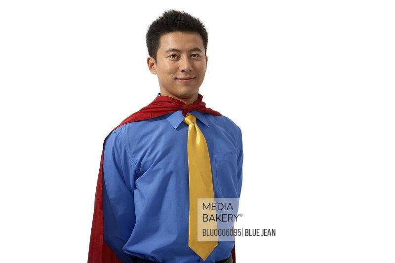 Super Corporate Man