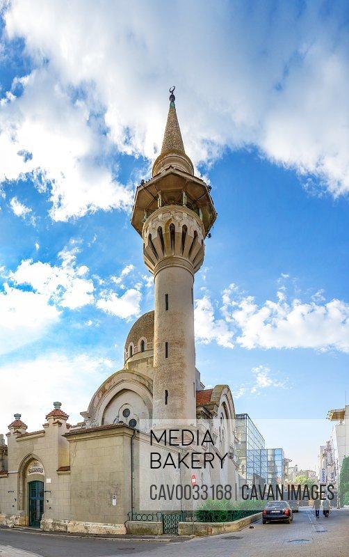 Great Mosque in Constanta, Romania