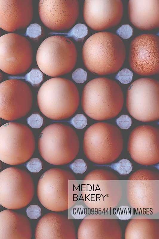 Egg stand filling texture. background. Eggs food products order backdrop.