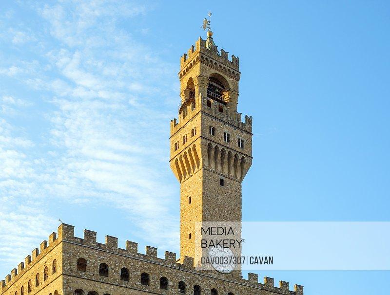 Palazzo Vecchio, Florence (Firenze), Tuscany, Italy