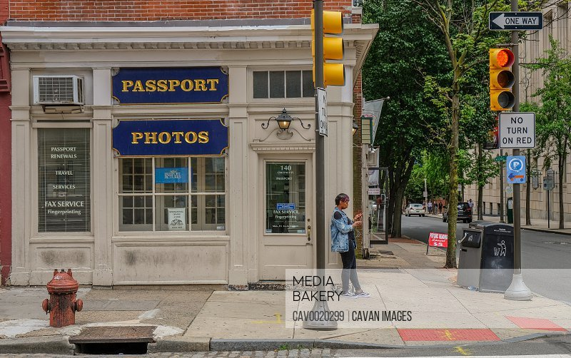 Streets of Philadelphia<br><br><span style='color: red'>Editorial Use Only.</span><br><br>
