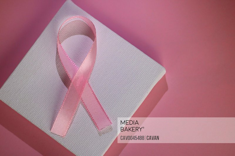 Pink Ribbon in tribute to Breast Cancer Patients.