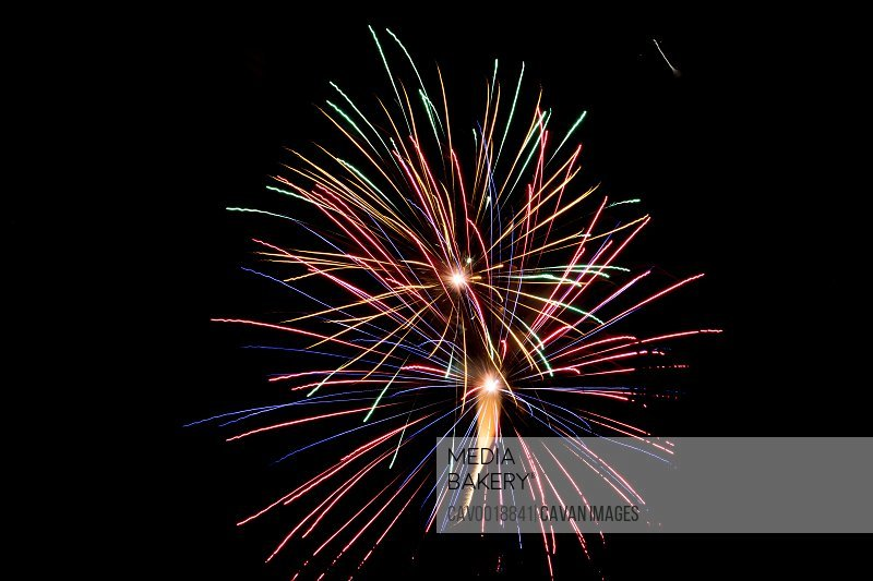 Fireworks Display Celebration Photo