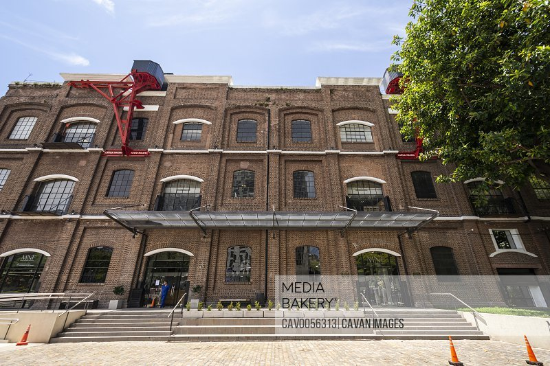 Beautiful view to old historic National Rail Museum building<br><br><span style='color: red'>Editorial Use Only.</span><br><br>