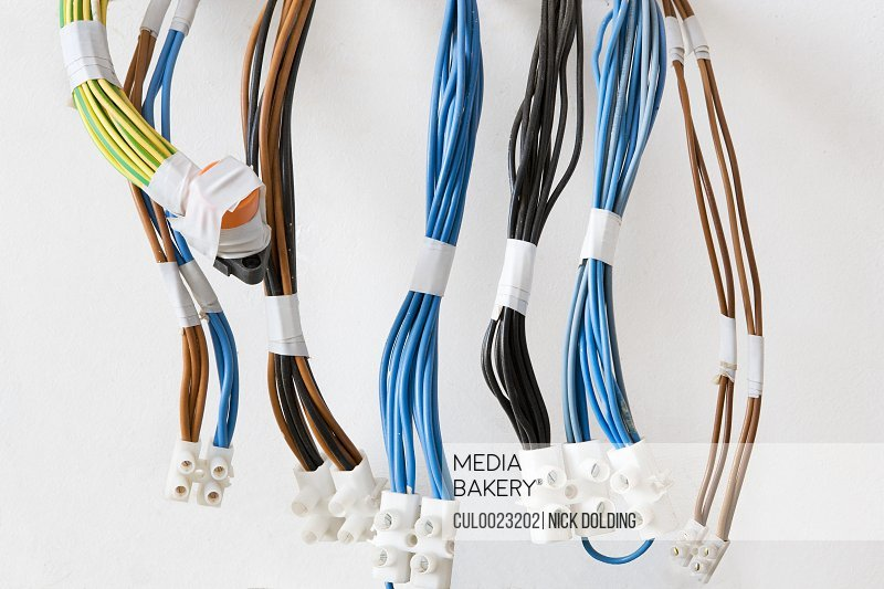 Multiple electrical cables
