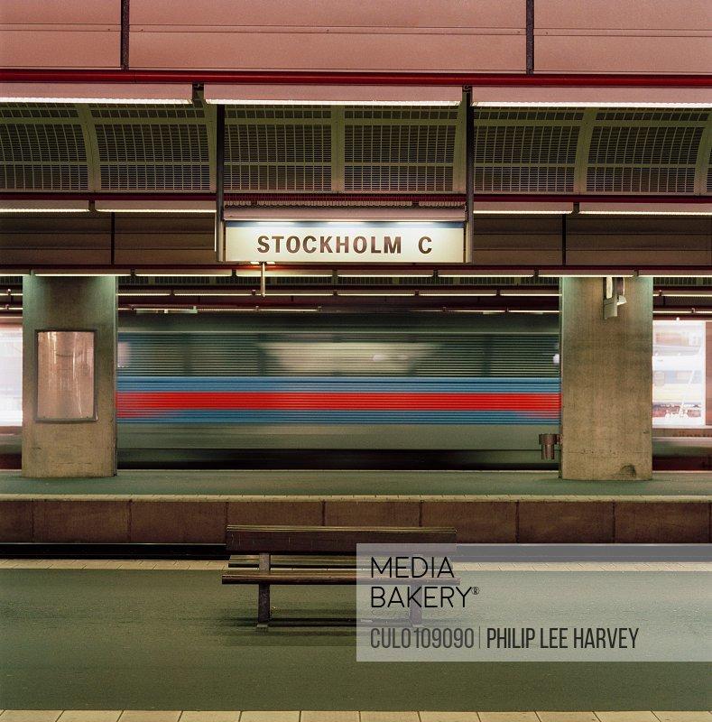 Stockholm Central railway station Stockholm Sweden