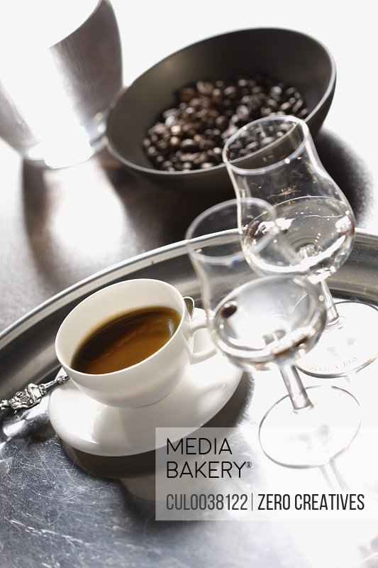 Coffee still
