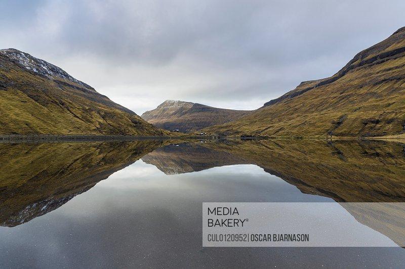 Saksun Faroe Islands/n