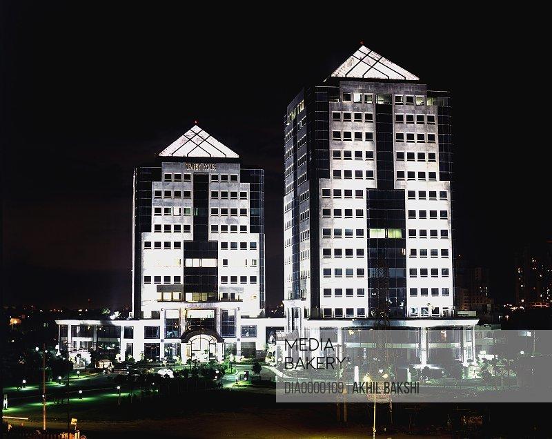 DLF buildings