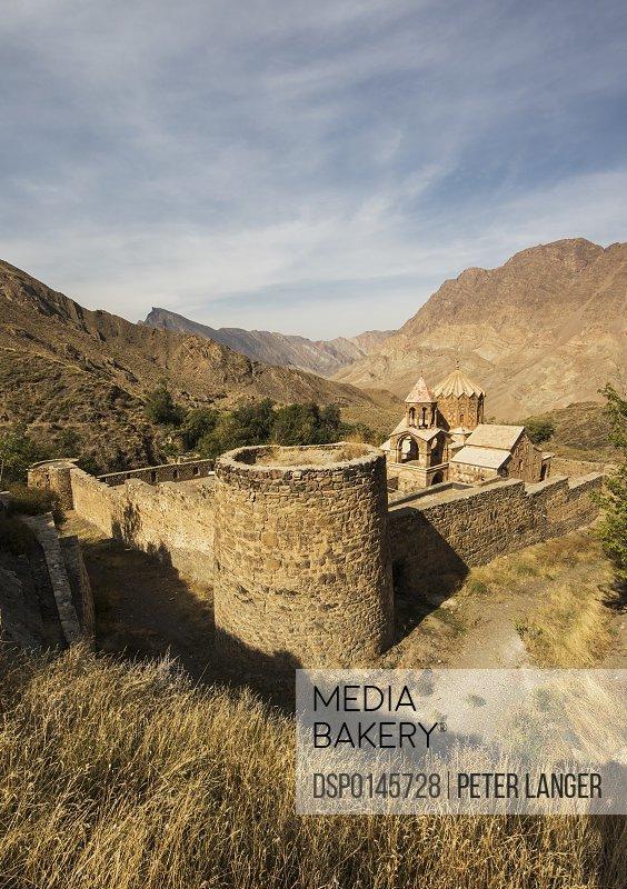 Saint Stepanos Monastery; East Azerbaijan, Iran