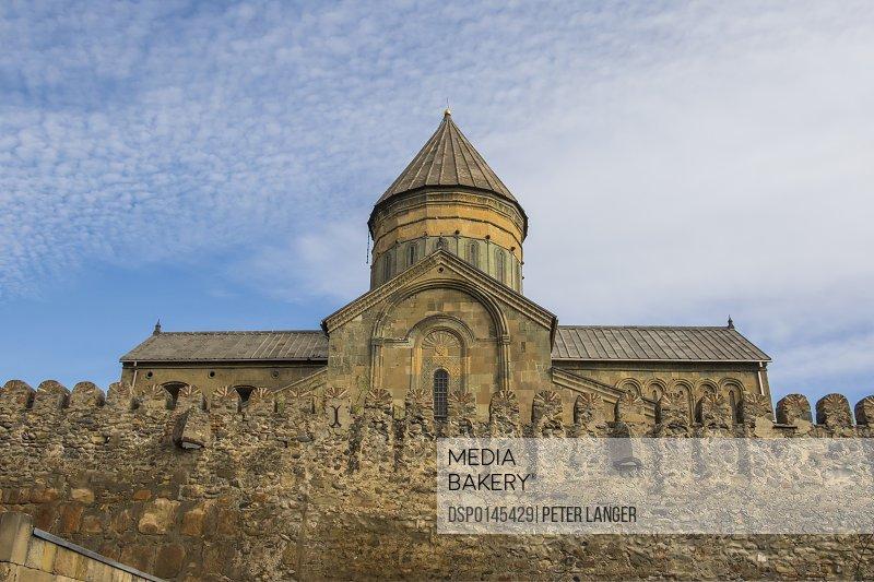 Jvari Monastery; Mtskheta, Mtskheta-Mtianeti, Georgia