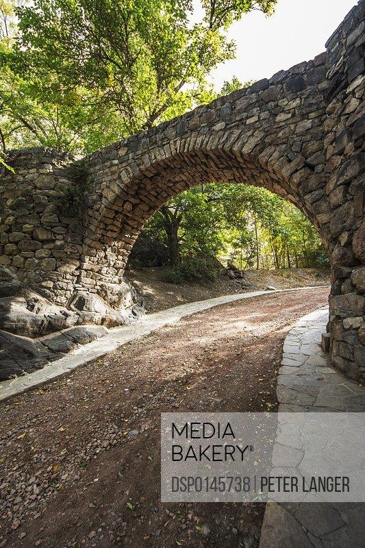 Aqueduct at the Saint Stepanos Monastery; East Azerbaijan, Iran