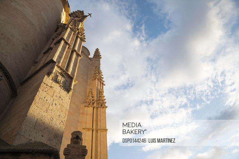 Segovia's Cathedral; Segovia, Castilla Leon, Spain