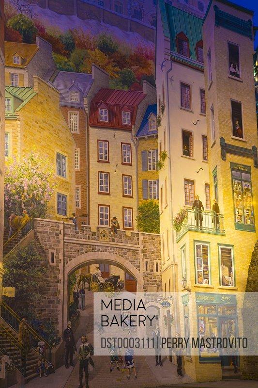 Mediabakery Photo By Destinations Rm La Fresque Des Quebecois