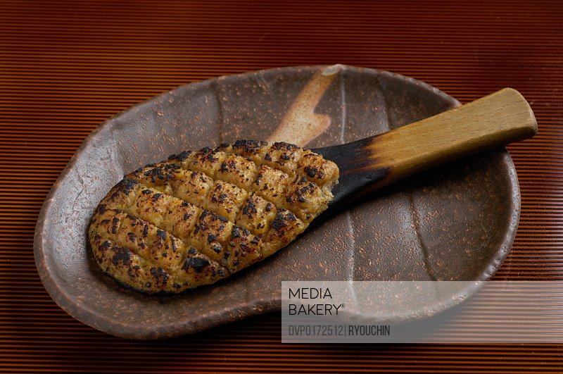 traditional food?miso took the spatula