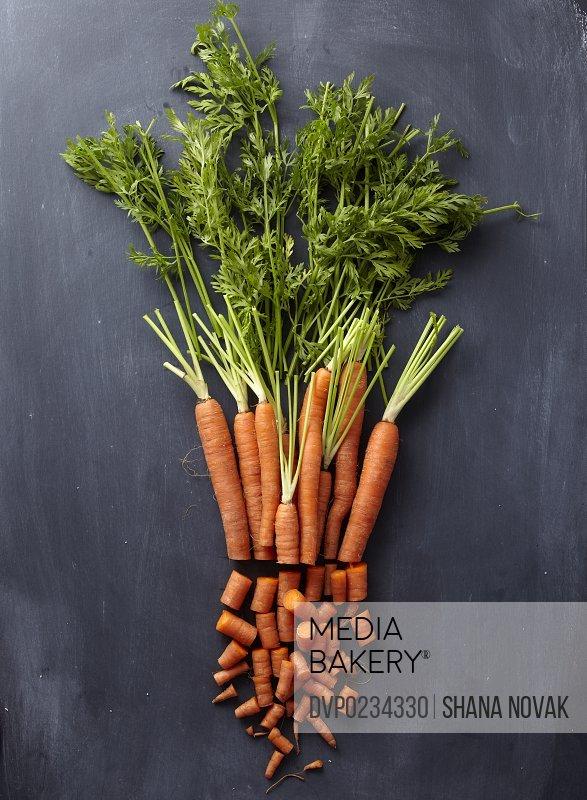 Chopped Carrot Bunch