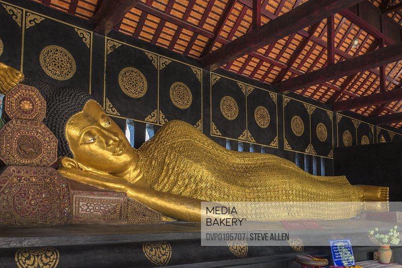 Wat Cheddi Luang - Chiang Mai - Thailand