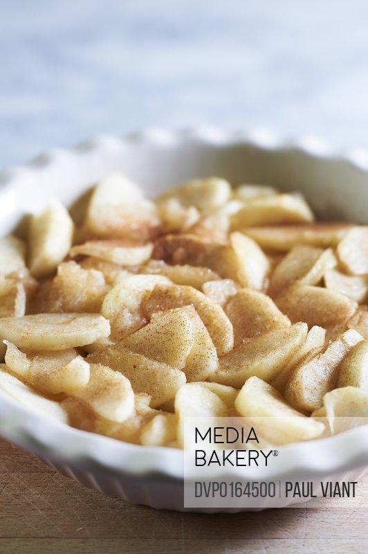 series making apple pie