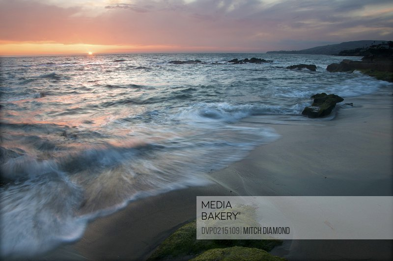 Sunset Oceanscape